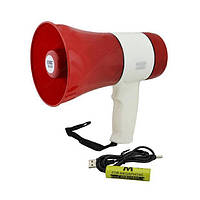 Громкоговоритель MEGAPHONE ER 22 UKC, Всепогодный аккумуляторный громкоговоритель, Рупор ручной, фото 1