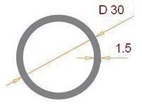 Труба круглая 30х1.5