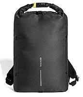 """Рюкзак """"Bobby Urban Lite"""" антивор - против кражи черный от голландского бренда XD Design"""
