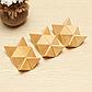 "Деревянная 3D головоломка ""Восьмиугольник"" Kon Ming Lock., фото 2"
