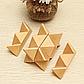 "Деревянная 3D головоломка ""Восьмиугольник"" Kon Ming Lock., фото 4"