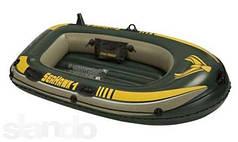 Надувная лодка Intex 68345 Seahawk 1