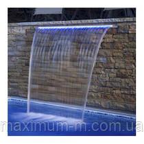 Emaux Стеновой водопад EMAUX PB 600-230(L) с LED подсветкой