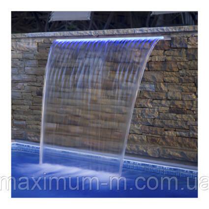 Emaux Стіновий водоспад EMAUX PB 900-25(L) з LED підсвічуванням