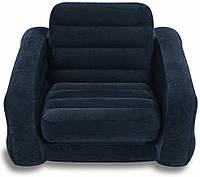 Кресло надувное раскладное 218х109х66см INTEX 68565