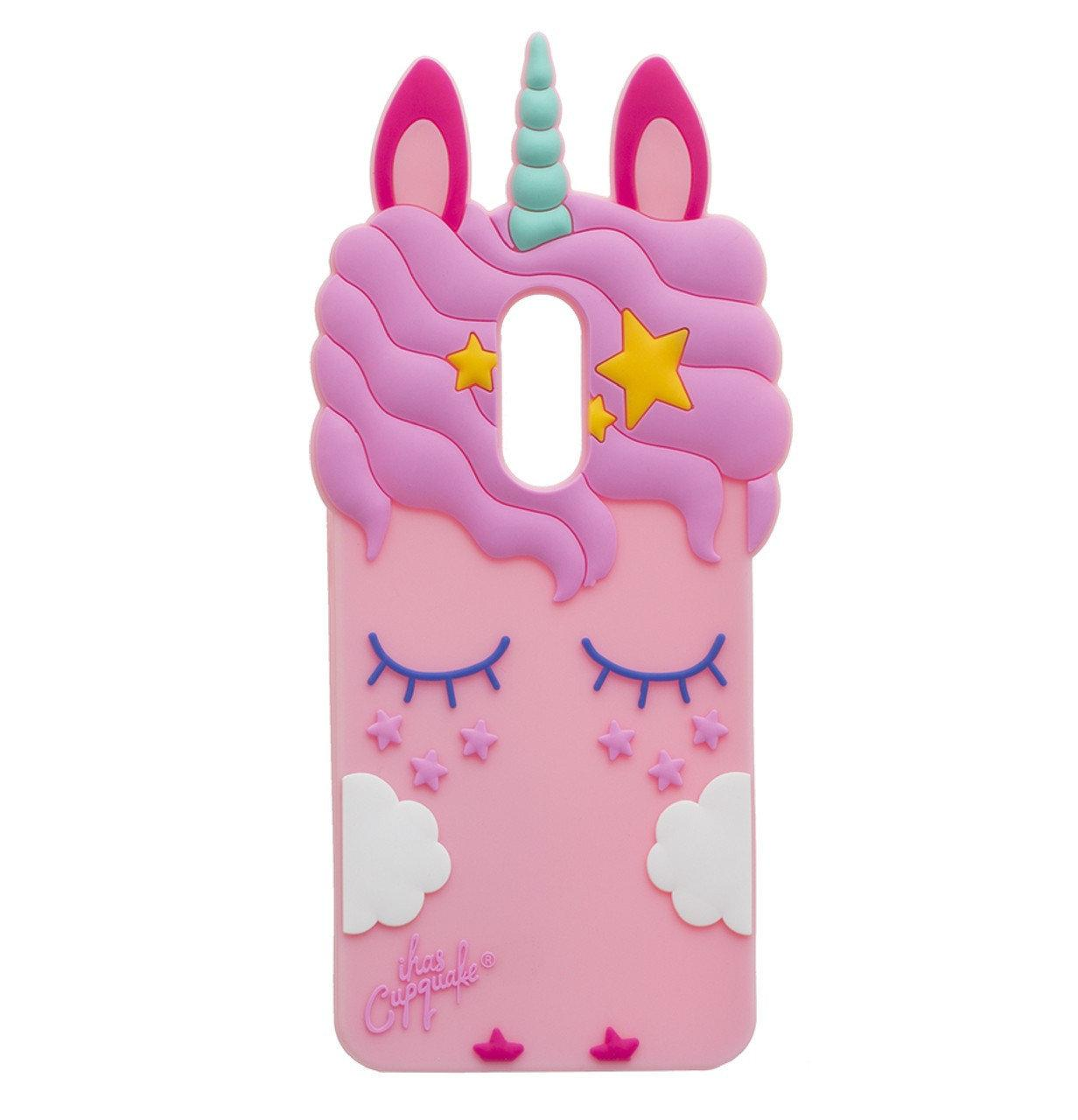 Чехол-накладка TPU 3D Little Unicorn для Xiaomi Redmi Note 4X / Note 4 (SD) Pink