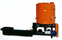 Горелка на щепе стружках, пеллетах BSA 25...120 кВт (Италия)
