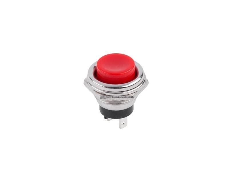 Кнопка без фиксации PBS26B OFF-ON красная PRK0019B