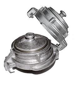 Пожарная головка-заглушка ГЗН-80мм