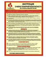 Инструкция Правила пожарной безопастности