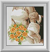 Набор алмазной живописи Букет невесты