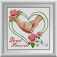 Набор алмазной живописи Вечная любовь