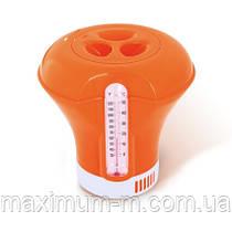 Bestway Термодозатор BestWay 58209 (табл. 75 мм) Orange