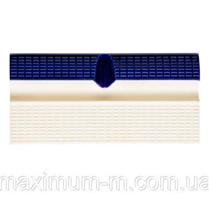 Aquaviva Плитка керамическая бордюрная с поручнем и водостоком Aquaviva AV3-1U/YC3-1U