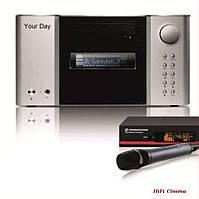 Karaoke Your Day Home Elite топовая домашняя караоке система 50000 фонограмм