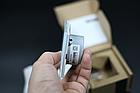 Сенсорный выключатель Livolo цвет белый лицевая панель из стекла (VL-C701-11), фото 10