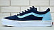 Кеды Vans Old Skool Blue, Ванс Олд Скул Синие, фото 9