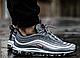 "Мужские кроссовки Nike Air Max 97 ""Silver Bullet"" Рефлективные, фото 8"