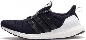 Мужские кроссовки Adidas Ultra Boost Black 43