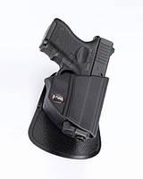 Кобура Fobus Paddle Holster для пистолета Glock 26 26DB USA