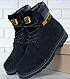 Мужские ботинки CATerpillar Зимние, ботинки катерпиллер, фото 10