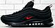 Мужские кроссовки Nike Air Max 97 Black, фото 9