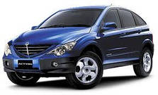 Тюнінг Ssangyong Actyon (2006-2010)