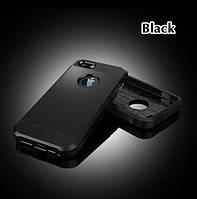 """Противоударный чехол Spigen для Apple iPhone 6 (4.7"""") Black"""