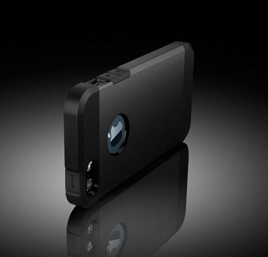 Протиударний чохол Spigen для Apple iPhone 6 - Black