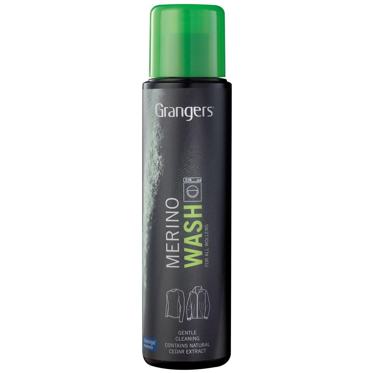 Средство для стирки изделий из шерсти мериноса Grangers Merino Wash 300 ml (grn005)