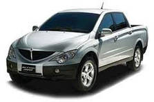 Тюнінг Ssangyong Actyon Sports (2007-2012)