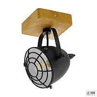 Накладной светильник EGLO 49076, черный (49076)