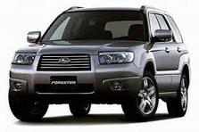Тюнінг Subaru Forester (2003-2008)