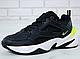 Мужские кроссовки Nike M2K Tekno Black , фото 10