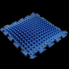 Коврик массажный Пазлы Микс 6 элементов 26 х 26 см Разноцветный (11k3701), фото 3
