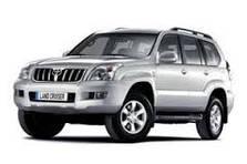 Тюнинг Toyota Land Cruiser Prado 120 (2003-2008)