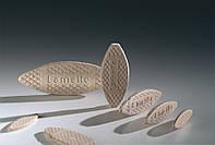 Оригинальные деревянные ламели (плоские шканты) фирмы Lamello