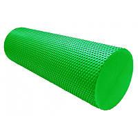 Массажный ролик для фитнеса и аэробики Power System Fitness Roller 45х15 PS-4074 Green