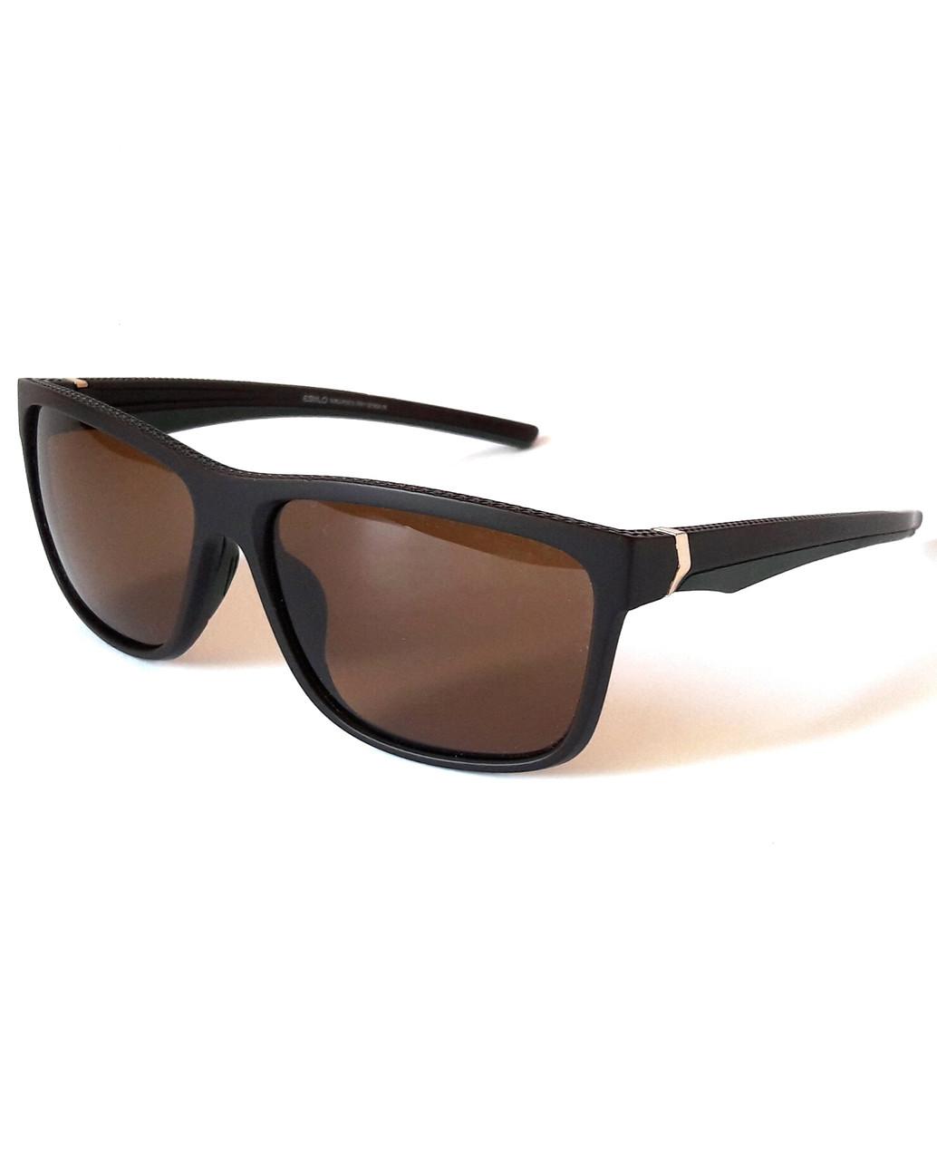 Солнцезащитные очки высокого качества с поляризацией, двухцветные, унисекс, Estilo