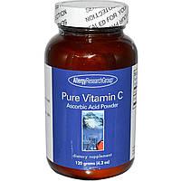 Витамин С (Vitamin C) аскорбиновая кислота порошок Allergy Research Group 2000 мг 120 гр