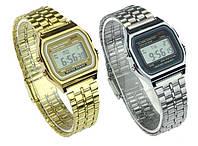 Мужские (Женские) кварцевые наручные часы Casio Old School A159W