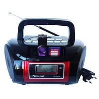 Радиоприемник колонка Бумбокс GOLON RX-662Q