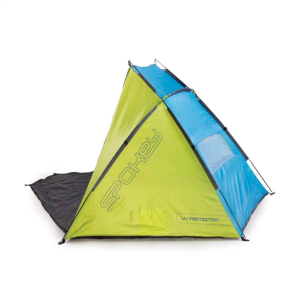 Палатка пляжная Spokey Cloud De Lux Сине-зеленый (s0560)