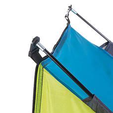Палатка пляжная Spokey Cloud De Lux Сине-зеленый (s0560), фото 3