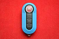 Fiat doblo, ducato, scudo, punto, fiorino корпус выкидного ключа 3 кнопки