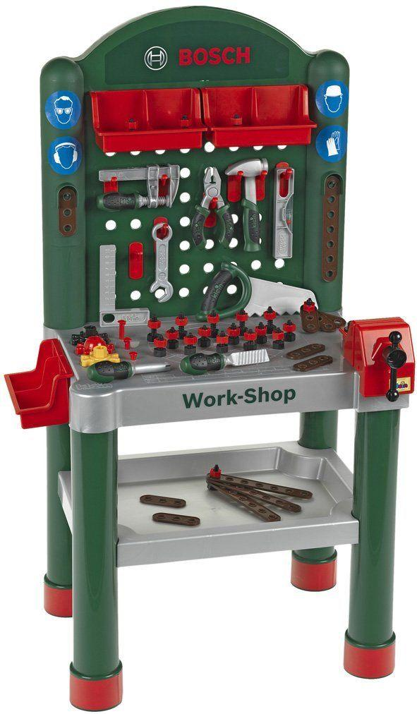 Детская мастерская Bosch, Klein 8320