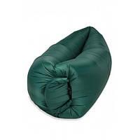 Надувной матрас-гамак Lamzac Original 2.2 м Green (DM-1751)