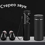 Беспроводные наушники блютуз гарнитура Bluetooth 4.2 наушники Wi-pods X7 ОРИГИНАЛ самсунг xiaomi, apple черн, фото 4