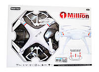 Квадрокоптер дрон 1million c WiFi камерой 0970816242, фото 2