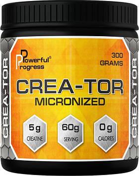 Crea-Tor Micronized (300 g, unflavored) Powerful Progress